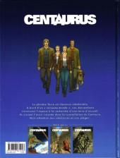 Verso de Centaurus -3- Terre de folie