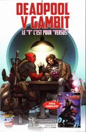 Verso de All-New Deadpool -10- Le crépuscule de la magie