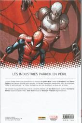 Verso de Amazing Spider-Man (Marvel Now!) -4- Balade au Cimetière