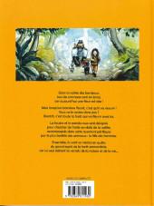 Verso de Fleur de bambou -1- Les larmes du grand esprit