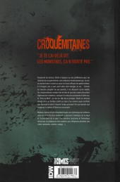 Verso de Croquemitaines (Salvia/Djet) -1- Livre 1