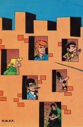 Verso de Tintin (Sélection) -24- Tintin pocket sélection n° 24