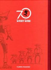 Verso de Lucky Luke (Edición Coleccionista 70 Aniversario) -8- Los rivales de Painful Gulch