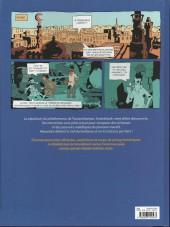 Verso de La malédiction de Smenkharê - La Malédiction de Smenkharê