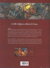 Verso de Les guerriers de Dieu -2- Les Pendus d'Amboise