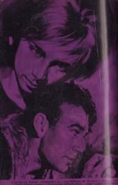 Verso de Agent secret X9 La guerre dans l'ombre -4- Le passager de l'espace