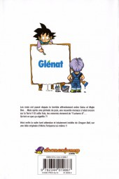 Verso de Dragon Ball Super -1- Tome 1