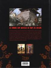 Verso de L'ombre des Shinobis -2- Second rouleau