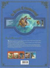 Verso de Le voyage Extraordinaire -5- Tome 5 - Les Îles mystérieuses - 2/3