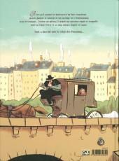Verso de Jacques Damour