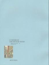 Verso de (Catalogues) Ventes aux enchères - Artcurial - Artcurial - Hergé - Samedi 8 avril 2017 - Paris