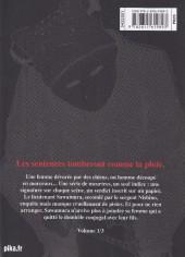 Verso de Museum - Killing in the rain -1- Volume 1