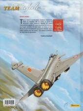 Verso de Team Rafale -9- North Korea