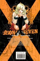Verso de Shônan Seven -4- Tome 4