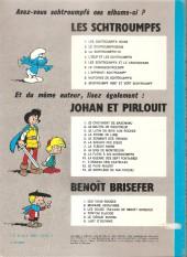 Verso de Les schtroumpfs -2b75- Le schtroumpfissime (et schtroumpfonie en ut)