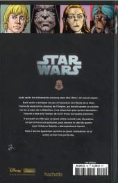 Verso de Star Wars - Légendes - La Collection (Hachette) -40III- Le Côté Obscur - III. La Quête de Vador