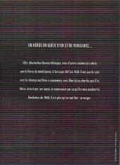 Verso de Sonora -1HC- La vengeance