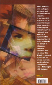 Verso de Alias (Panini Comics) -2- Secrets et mensonges