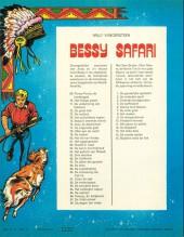 Verso de Bessy (eerste reeks) (nl) -98- De degen der vrede