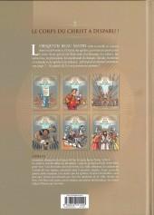 Verso de Un jour sans Jésus -6- Livre VI / VI