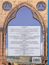 Verso de Jhen -5a- La cathédrale