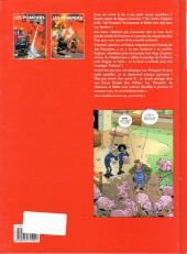 Verso de Les pompiers -2- Hommes au foyer