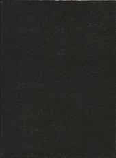 Verso de Blake et Mortimer (Rombaldi) -1- Blake & Mortimer