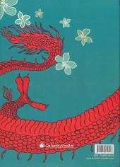 Verso de Le cabinet chinois