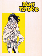 Verso de Dani Futuro -2a- Le cimetière de l'espace