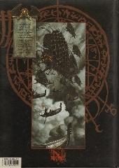 Verso de Requiem Chevalier Vampire -4- Le Bal des Vampires