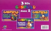 Verso de Garfield (Presses Aventure - A l'italienne) -INT06- Poids lourd #6