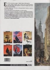 Verso de Les pionniers du Nouveau Monde -6- La mort du loup