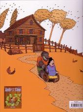 Verso de Andy & Gina -2- Tome 2