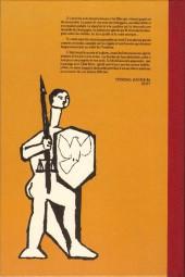 Verso de Le temple de la paix - Une aventure de l'affaire Louis Trio