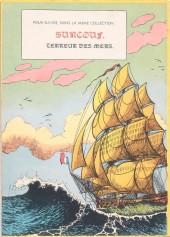 Verso de Surcouf -2- Surcouf - Corsaire de france
