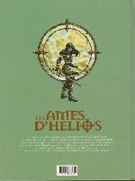 Verso de Les Âmes d'Hélios -2- Au fil de l'épée