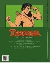 Verso de Tarzan (Intégrale - Soleil) (1993) -3- Guerre dans le désert