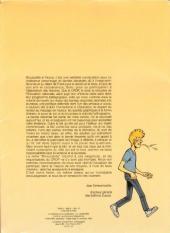 Verso de Broussaille -HS1- Documents d'Exploitation Pédagogique