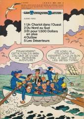 Verso de Les tuniques Bleues -6- La prison de Robertsonville