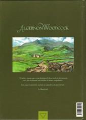 Verso de Algernon Woodcock -3- Sept Cœurs d'Arran - première partie