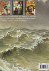 Verso de Pirates -3- Les naufrageurs