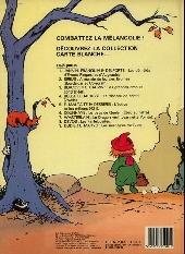 Verso de Gully -1- Les aventures de Gully