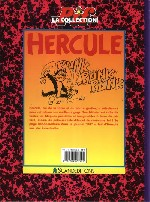 Verso de Hercule -5- Mon bétisier