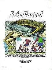 Verso de Eric Castel -3- Coup dur!