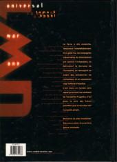 Verso de Universal War One -5- Babel