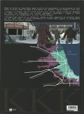 Verso de Amerikkka -4- Les Aigles de Chicago
