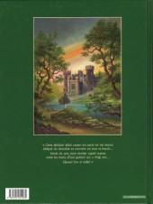 Verso de L'héritage d'Émilie -3- L'exilé