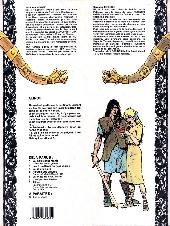 Verso de Thorgal -8- Alinoë