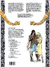 Verso de Thorgal -10- Le pays Qâ