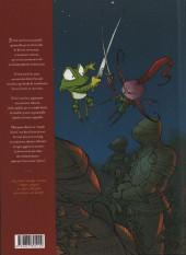 Verso de Garulfo -INT2- Livre deuxième